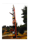 3) Kevin Cranmer Family Memorial Pole, 36 ft.
