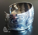 Haida Sea monster Bracelet