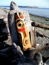 Totem Pole by Detreck George