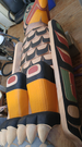 2) Eagle Totem Pole John Livingston
