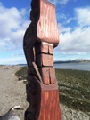 Eagle Bear Totem, Gino Seward