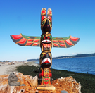 Totem, Harry Williams Sr.