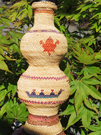 Nootka Basket Bottle