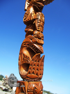 Totem Pole, Ray Williams