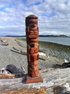 Ray Shaw Totem Pole