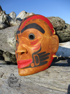 Two-spirit Witch Mask