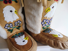 Tahltan Nation Mukluks