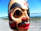 Eagle Spirit Mask, Tom Lafortune