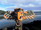 Eagle Mask by Tom Hunt