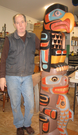 5) Eagle Totem Pole John Livingston