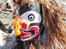 Grouse mask, Willie Hawkins