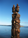 Williams Totem Pole