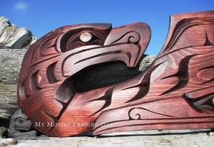 Transforming Whale, 3 ft large, by Alfred Robertson