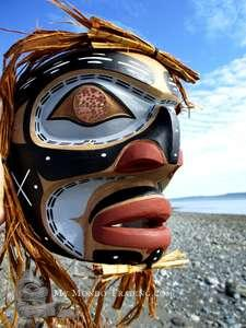 Speaker Man Mask, David Mungo Knox