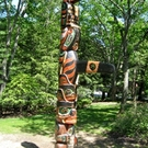 Totem Pole like this, 26 ft tall... contact me for details