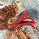 Model Eagle Mask by Alfred Robertson