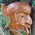 OLD Wild Man Mask Jack James