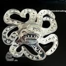 Sterling Silver Octopus pendant by Paddy Seaweed