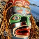 Large Chief of the Sea Mask by Randy Stiglitz