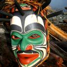 Large Shaman Mask by Ryan Morin