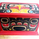 Sammy Dawson - Lidded Eagle Box