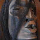 Dzunukwa (Wild Woman) Mask by Thomas Jones