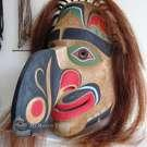 Nulamala mask by late Tony Hunt Jr.